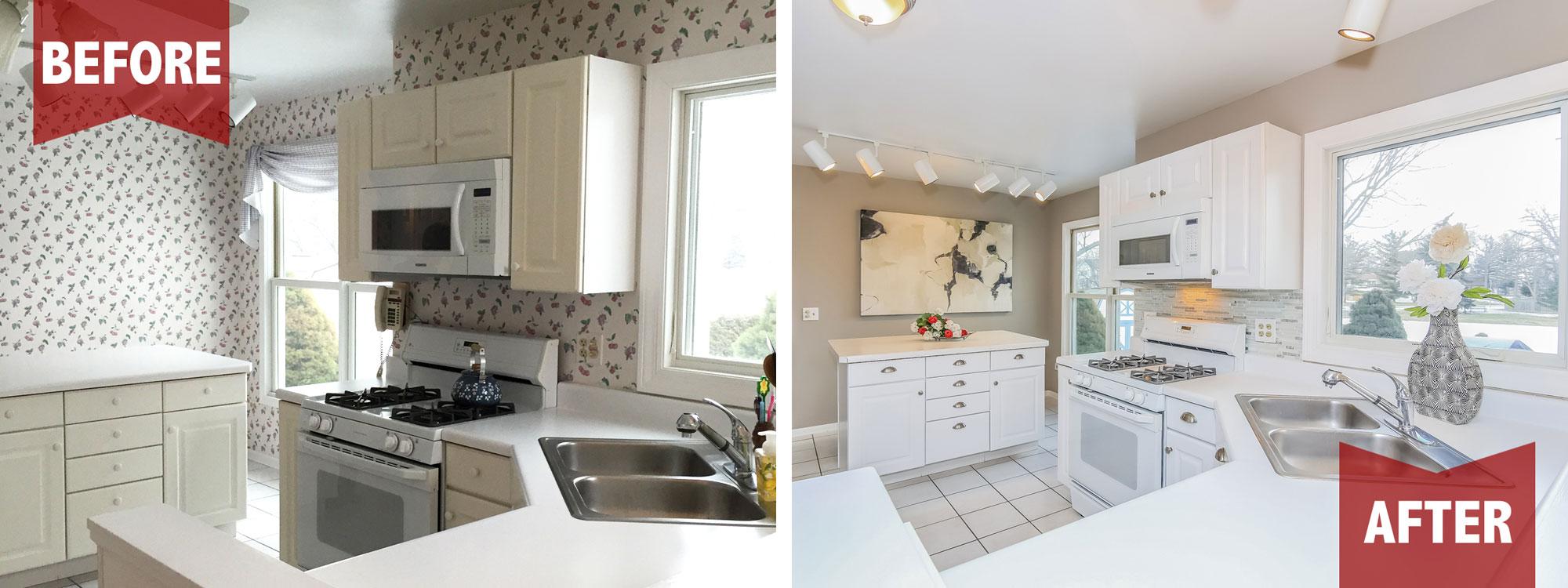 Home Transformations - Lisa Wolf Team